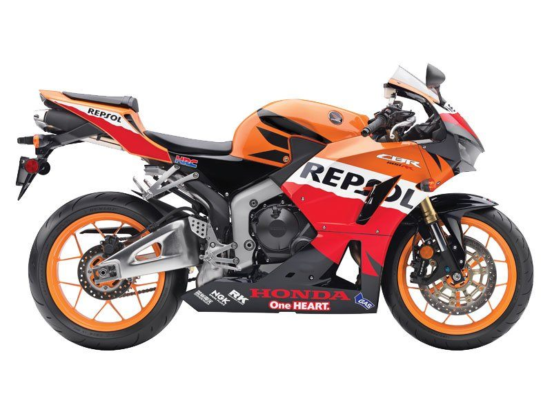 2013 Honda CBR®600RR Repsol Edition in Davenport, Iowa