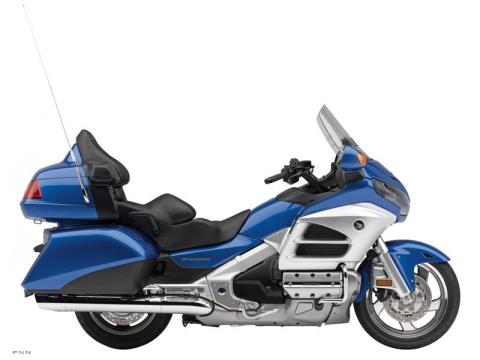2013 Honda Gold Wing® Audio Comfort in Warren, Michigan