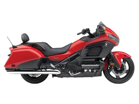 2013 Honda Gold Wing® F6B in Hicksville, New York - Photo 2