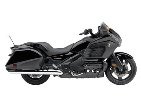 2013 Honda Gold Wing® F6B Deluxe in Dansville, New York