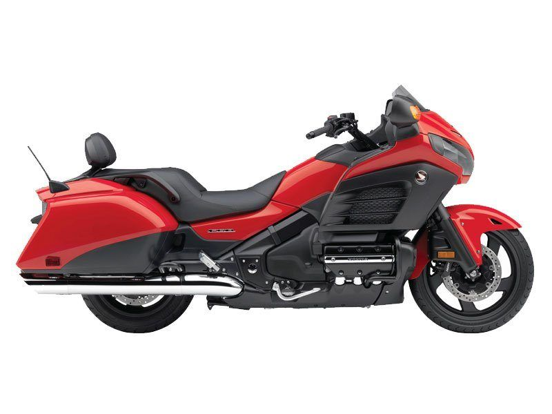 2013 Honda Gold Wing® F6B Deluxe in Tyrone, Pennsylvania