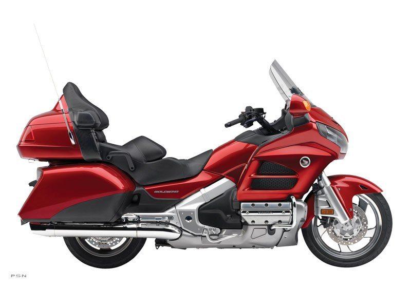 2013 Honda Gold Wing® Navi XM in Phillipston, Massachusetts