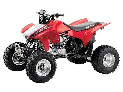 2014 Honda TRX®450R in Elkhart, Indiana