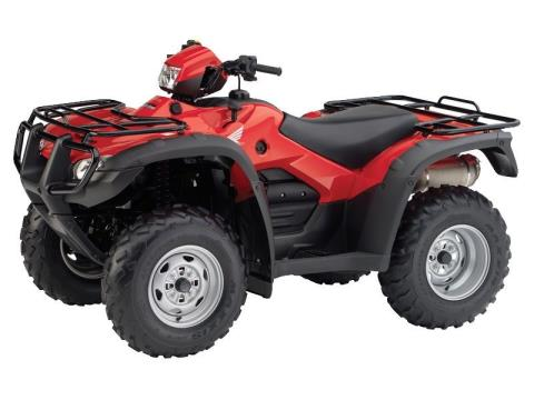 2014 Honda FourTrax® Foreman® Rubicon® in North Reading, Massachusetts