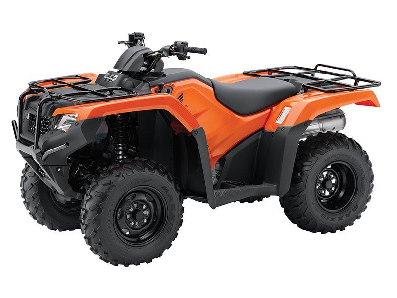 2014 FourTrax Rancher 4x4 DCT
