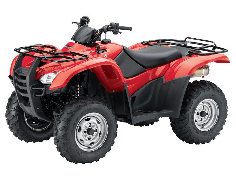 2014 Honda FourTrax® Rancher® AT IRS EPS in Roca, Nebraska