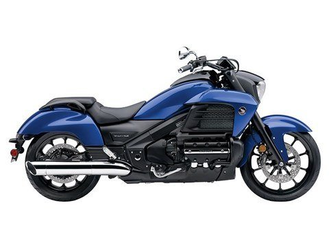 2014 Honda Gold Wing® Valkyrie® in Phillipston, Massachusetts