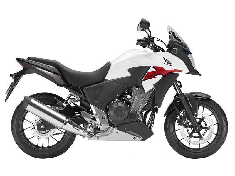 2014 CB500X ABS