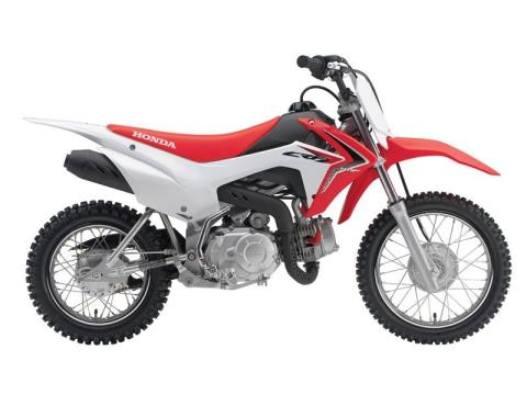2014 Honda CRF®110F in Hicksville, New York - Photo 2