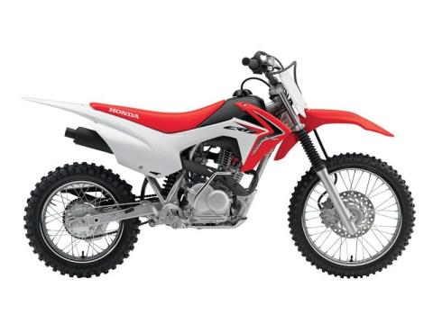 2014 Honda CRF®125F in Scottsdale, Arizona