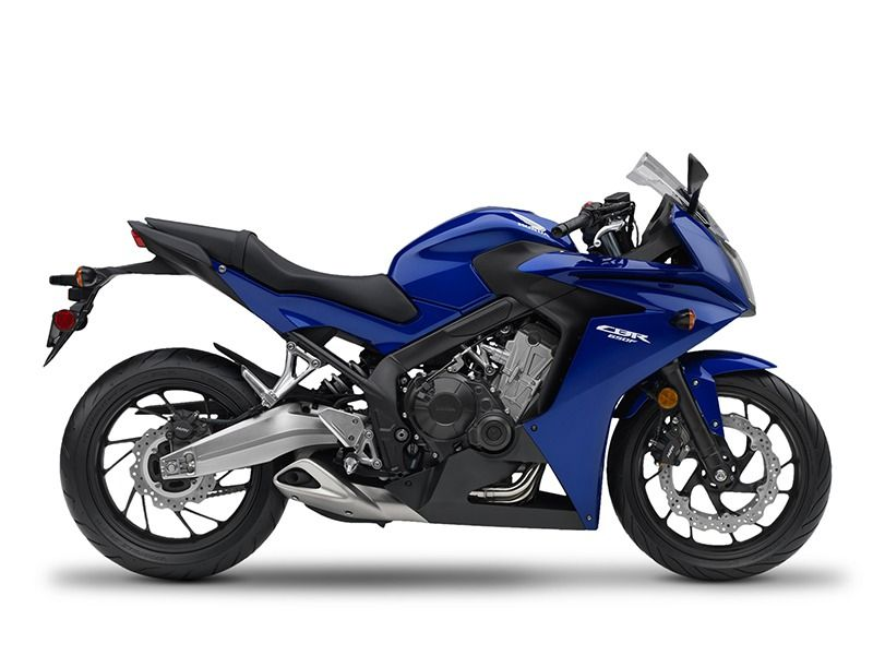 2014 Honda CBR®650F in Warren, Michigan