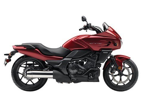2014 Honda CTX®700 in Davenport, Iowa