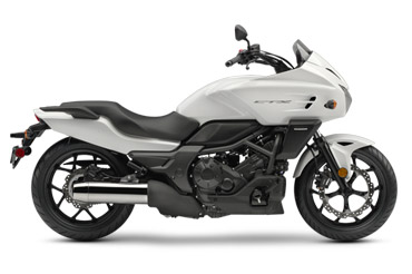 2014 Honda CTX®700 in Hicksville, New York - Photo 3