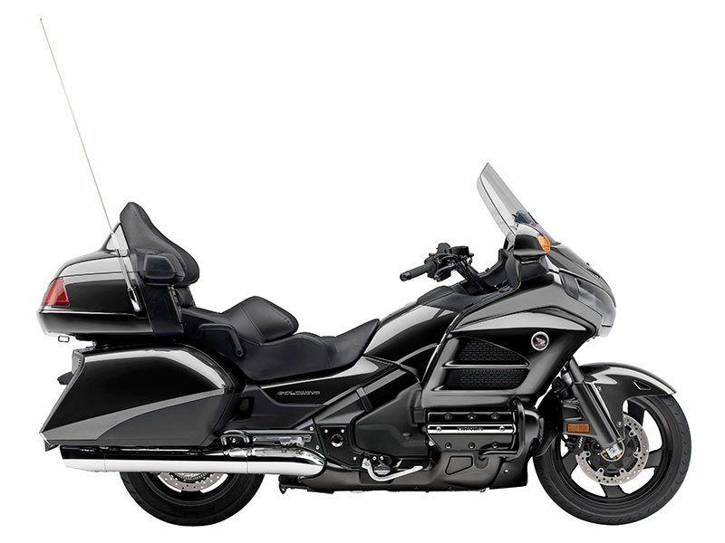 2014 Honda Gold Wing® Audio Comfort in Hendersonville, North Carolina