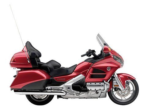 2014 Honda Gold Wing® Audio Comfort in Jasper, Georgia