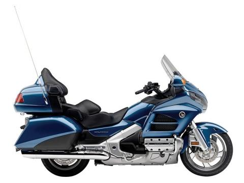 2014 Honda Gold Wing® Audio Comfort in North Reading, Massachusetts