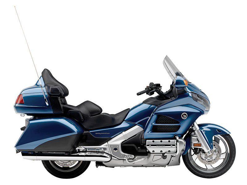 2014 Honda Gold Wing® Navi XM In North Reading, Massachusetts