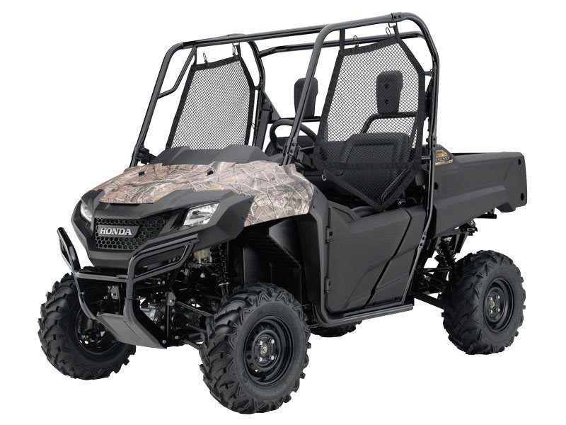 New 2014 Honda Pioneer 700 Utility Vehicles In North