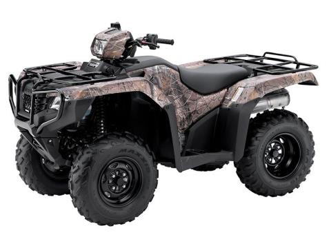 2015 Honda FourTrax® Foreman® 4x4 ES in Shelby, North Carolina