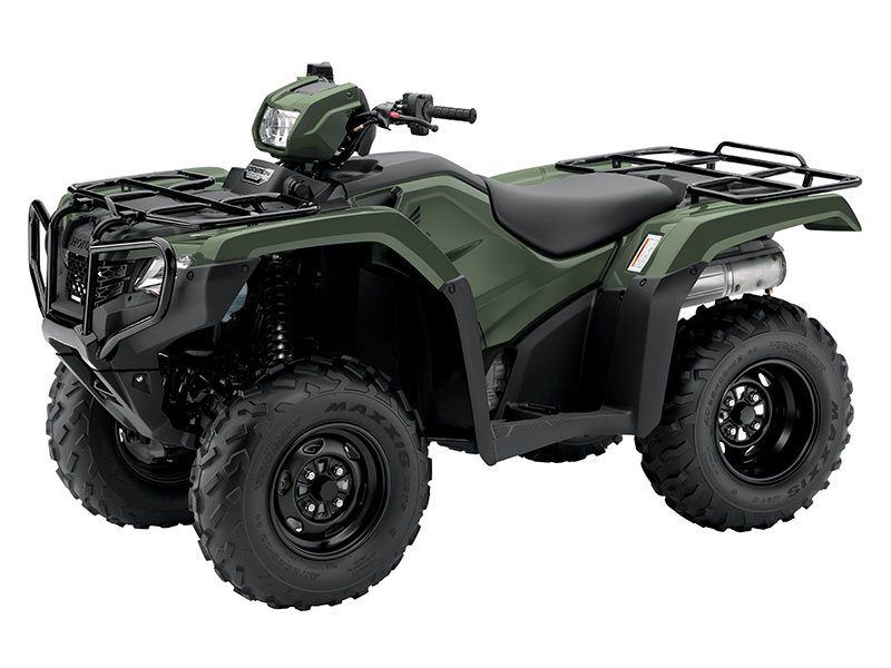 2015 Honda FourTrax® Foreman® 4x4 ES in Warren, Michigan