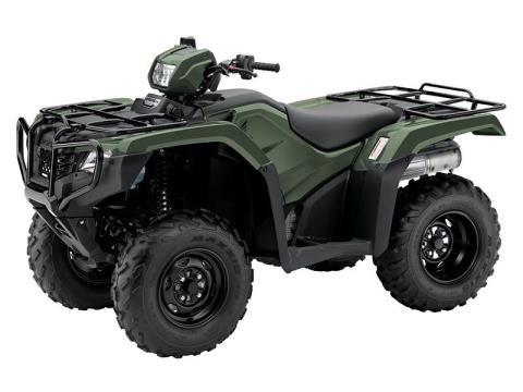 2015 Honda FourTrax® Foreman® Rubicon® 4x4 in North Reading, Massachusetts