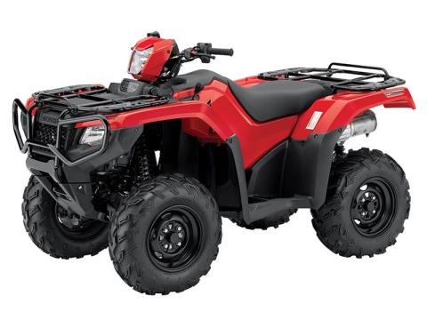 2015 Honda FourTrax® Foreman® Rubicon® 4x4 DCT in Shelby, North Carolina