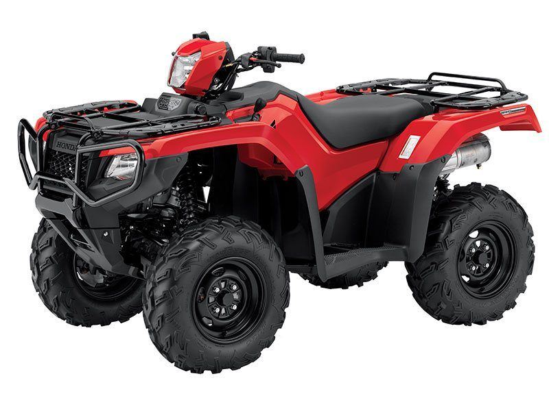 2015 Honda FourTrax® Foreman® Rubicon® 4x4 DCT EPS in Harrisburg, Illinois