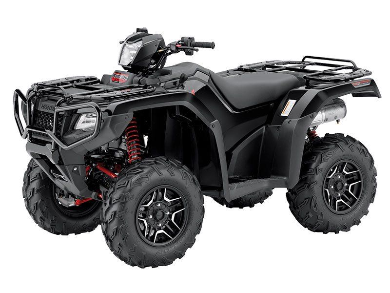2015 Honda FourTrax® Foreman® Rubicon® 4x4 DCT EPS Deluxe in Shelby, North Carolina - Photo 1
