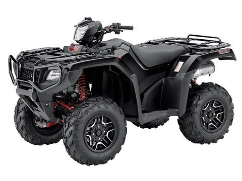 2015 Honda FourTrax® Foreman® Rubicon® 4x4 DCT EPS Deluxe in North Reading, Massachusetts