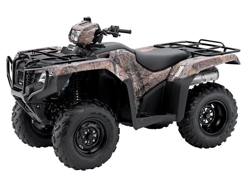 2015 Honda FourTrax® Foreman® Rubicon® 4x4 EPS in Bristol, Virginia
