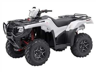 2015 Honda FourTrax Foreman Rubicon 4x4 EPS Deluxe in North Reading, Massachusetts