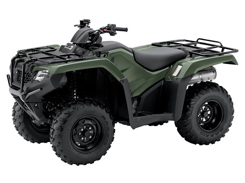 2015 Honda FourTrax® Rancher® 4x4 in Harrisburg, Illinois