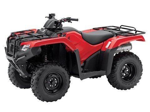 2015 Honda FourTrax® Rancher® 4x4 in North Reading, Massachusetts - Photo 1