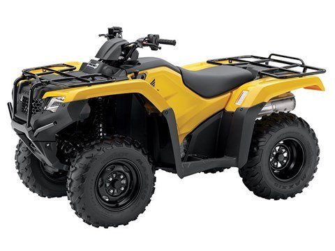 2015 Honda FourTrax® Rancher® 4x4 in North Reading, Massachusetts