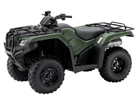 2015 Honda FourTrax® Rancher® 4x4 ES in North Reading, Massachusetts