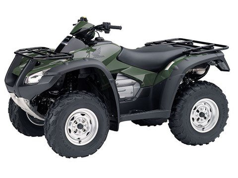 2015 Honda FourTrax® Rincon® 4x4 in Shelby, North Carolina