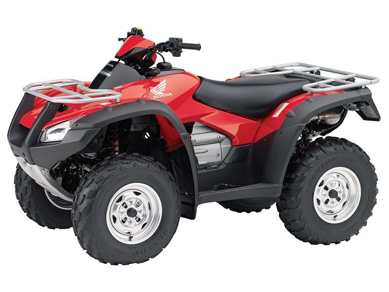 2015 Honda FourTraxR RinconR 4x4 In Scottsdale Arizona