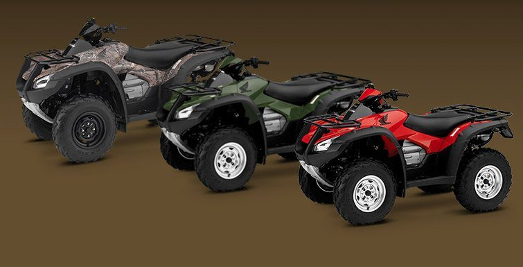 2015 Honda FourTrax® Rincon® 4x4 in Harrisburg, Illinois