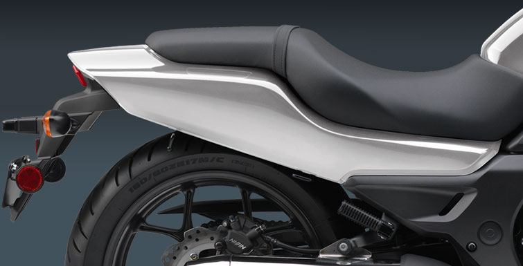 2015 Honda CTX®700N DCT ABS in Saint Joseph, Missouri - Photo 7