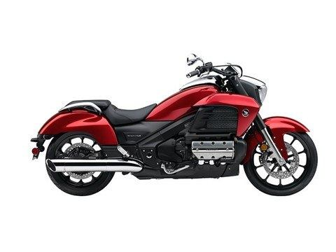 2015 Honda Gold Wing® Valkyrie® in Lewiston, Maine
