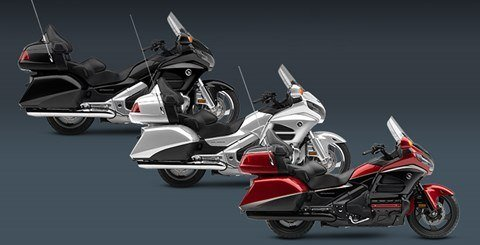 2015 Honda Gold Wing® Valkyrie® in Woodinville, Washington - Photo 5