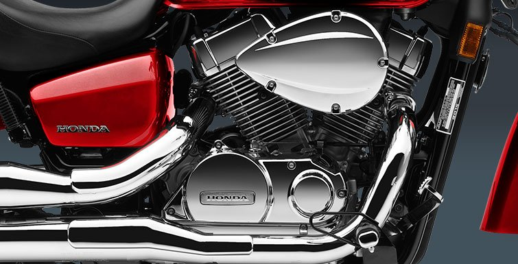 2015 Honda Shadow Aero® in Elkhart, Indiana - Photo 3