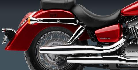 2015 Honda Shadow Aero® in Elkhart, Indiana - Photo 4