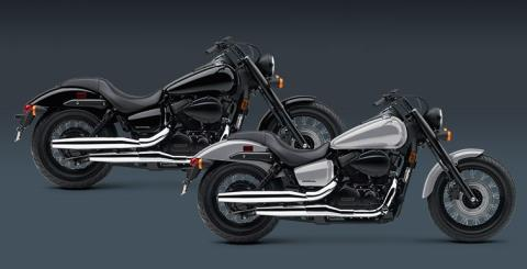 2015 Honda Shadow Phantom® in Crystal Lake, Illinois