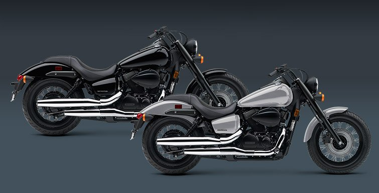 2015 Honda Shadow Phantom® in Lincoln, Maine - Photo 5