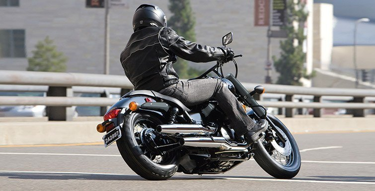 2015 Honda Shadow Phantom® in Lincoln, Maine - Photo 6