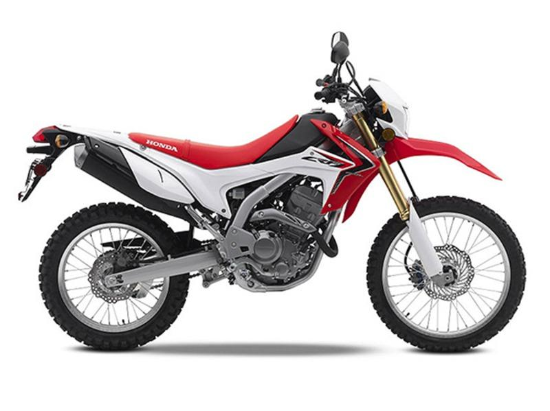 2015 Honda CRF®250L in Shelby, North Carolina - Photo 1