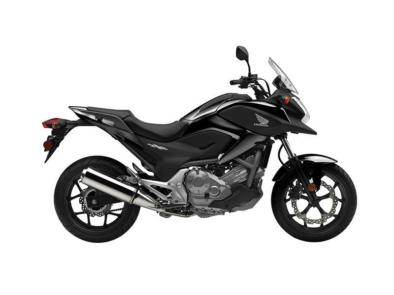 2015 Honda NC700X® in Sterling, Illinois - Photo 5