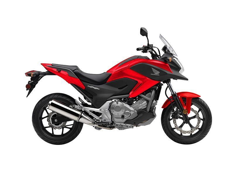 2015 Honda NC700X® in San Francisco, California - Photo 1