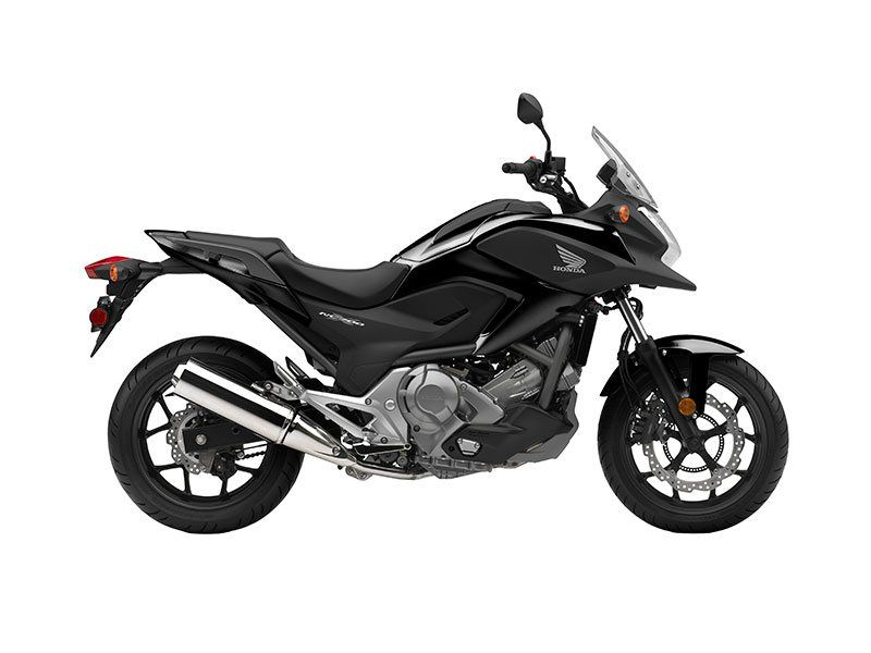 2015 Honda NC700X® DCT ABS in Shelby, North Carolina